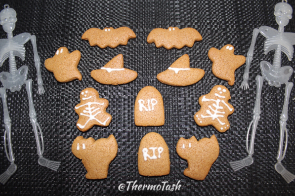 Gingerdead biscuits
